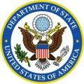 Посольство США - логотип клиента Mozart Catering