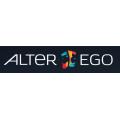 AlterEgo - логотип клиента Mozart Catering